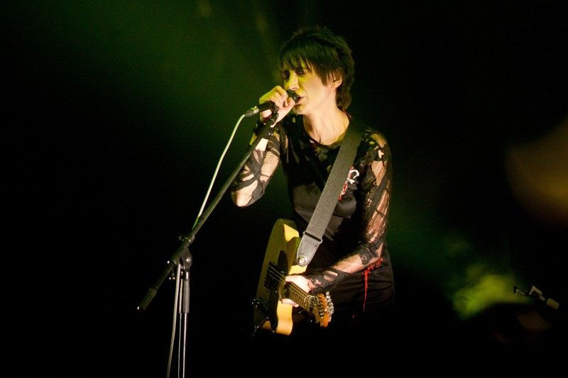 After five years of silence, Zemfira gave a song to the verses of Joseph Brodsky