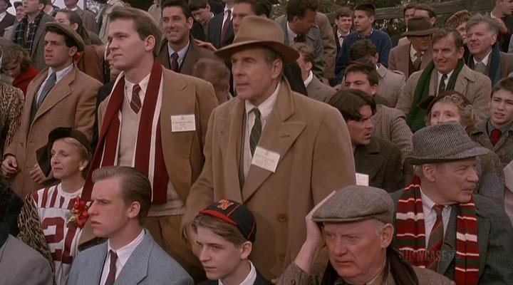 character analysis of david green in the movie school ties David green is brought into a prestigious 1950s school to help their football team to beat the school's old rivals david, however, is from a working class background, so he isn't really one of them, but he's very successful at making friends.