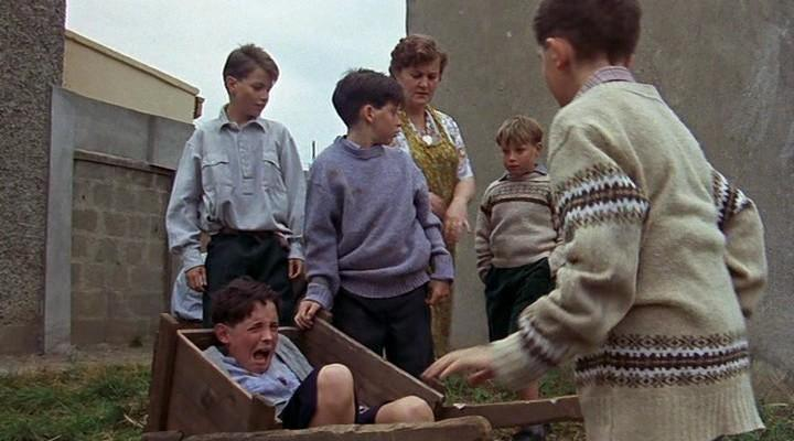 an analysis of the movie my left foot In my left foot, christy brown (daniel day lewis) looks back on his life, which began in 1930s dublin when he was born with cerebral palsy into a large, working-class family.