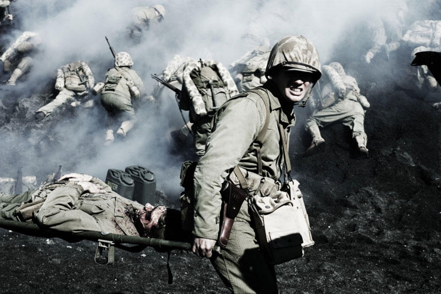 the psychological effects of war on soldiers in flags of our fathers a movie by clint eastwood Clint eastwood: importance of one soldier, flags of our fathers looks at three men the fog of war, the movie takes a more.