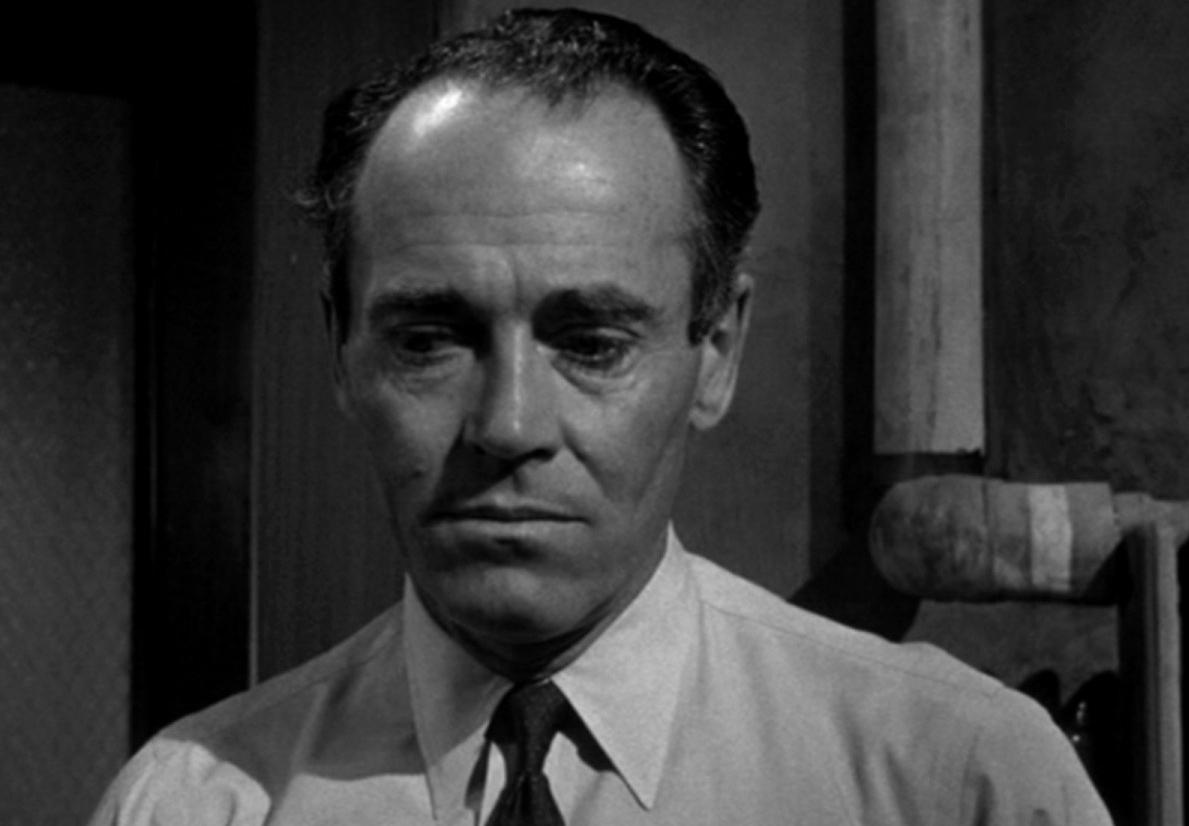 twelve angry men (1957) essay Just seen it and boy was i amazed never have i been so intrigued with a movie with just dialogue for the most part it proves that you don't need big budget cgi visuals or a-list actors or even breathtaking action sequences to deliver an intriguing and enthralling experience.