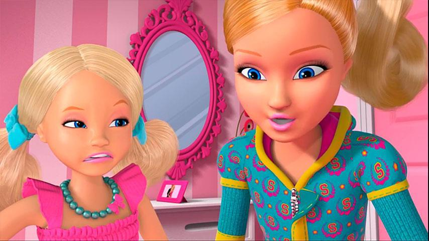 barbie life in the dreamhouse мультсериал
