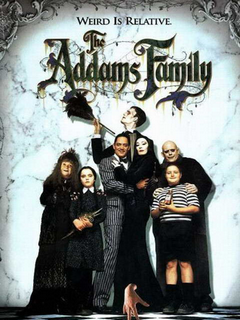 the addams family. Black Bedroom Furniture Sets. Home Design Ideas