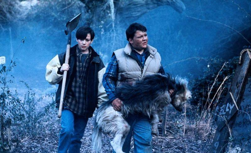 the theme of wendigo in pet sematary by stephen king