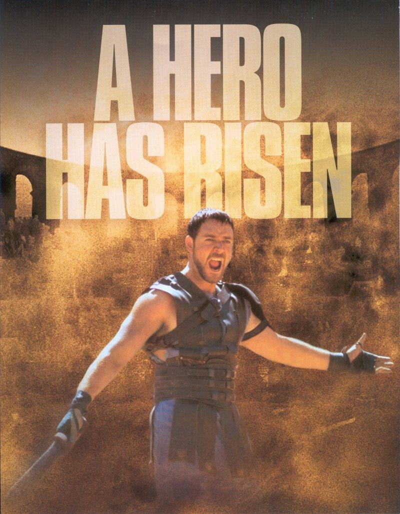 essay about gladiator the movie Analysis of the gladiator trailer trailers are essential to films for a genuine number of reasons they enhance a film and present it to the mark audience, to be able to motivate them to view the film.