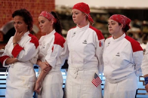 Hells Kitchen Season 12 Cast