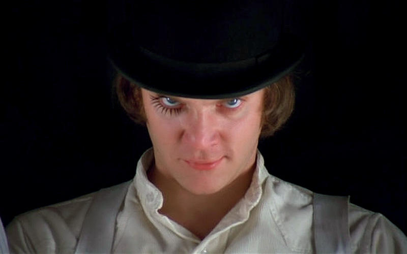 a clockwork orange cinematography Michel ciment: since so many different interpretations have been offered about a clockwork orange, how do you see your own film stanley kubrick: the central idea of the film has to do with the question of free-will.