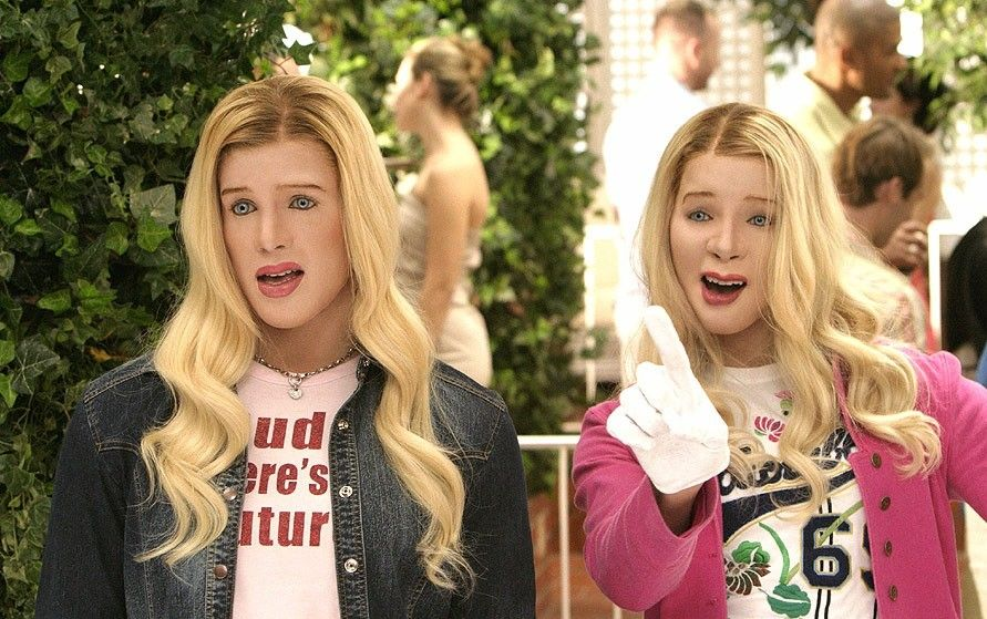 the exposition of the main characters in the film white chicks Find helpful customer reviews and review ratings for watching a film made elswhere in the there are long swaths of exposition in which characters do.