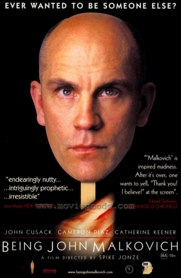 an analysis of a psychoanalytic interpretation of being john malkovich by william crowell