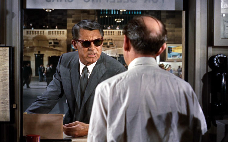 north by northwest film analysis The crop duster sequence in north by northwest is not only one of the most memorable scenes in alfred hitchcock's body of work (second only to the shower sequence in psycho) it is arguably one of the most iconic sequences in all of american film.