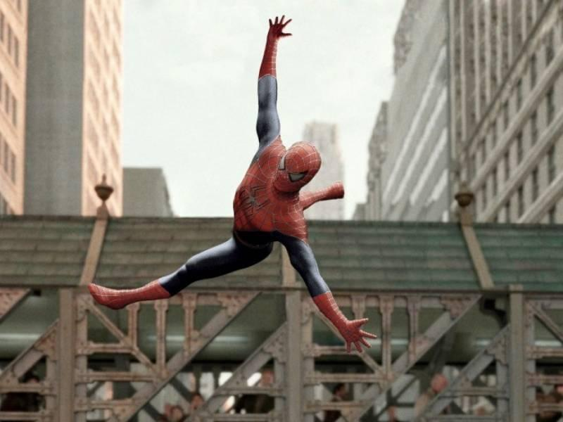 Фил�м Человекпа�к 2 spiderman 2 � Вок��г ТВ